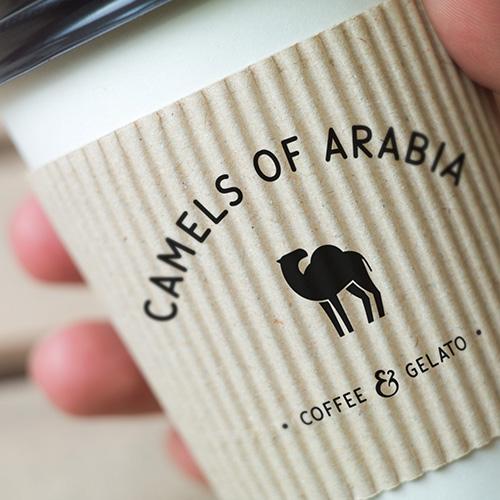 Camels of Arabia